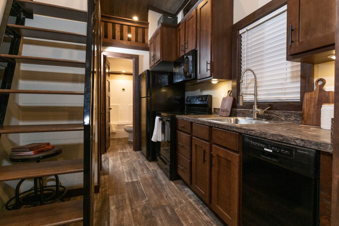 tiny home lots for rent
