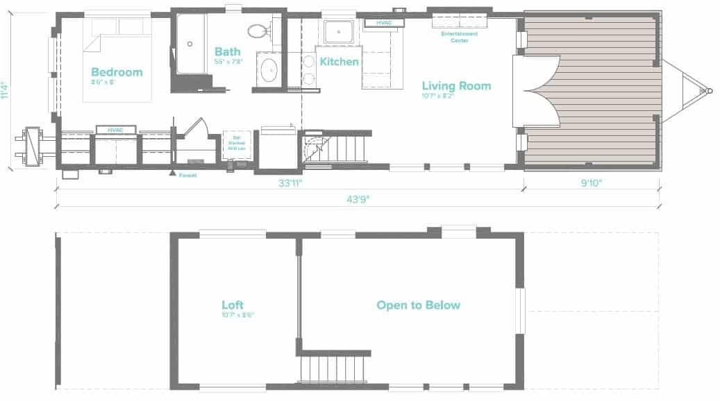 luxury tiny homes