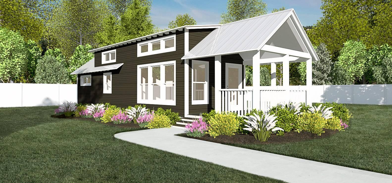 Seashore - tiny homes