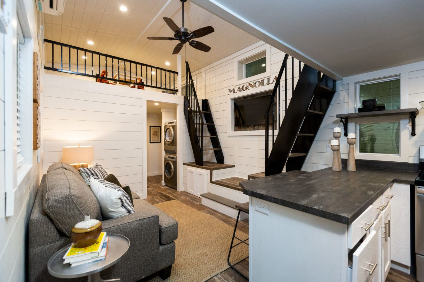 tiny homes builders