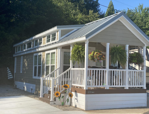 How To Green Up Your Tiny House?